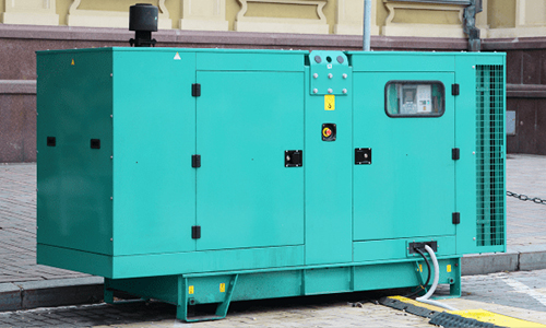 Remote Asset Management System for Electric Generators