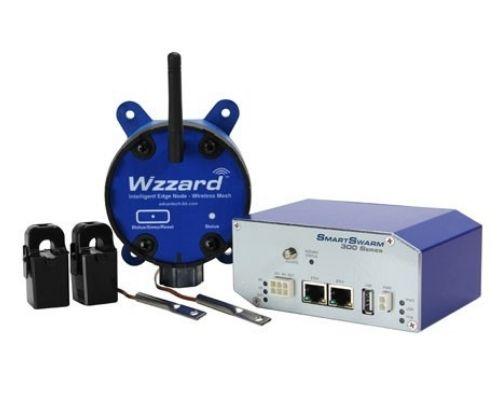 Wzzard Mesh HVAC Monitoring Starter Kit
