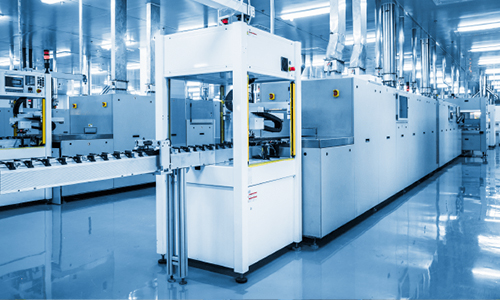 Lightweight Machine Management System for Metal Processing Plants